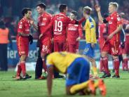 0:2 bei Union: Enges Aufstiegsrennen - Braunschweigs schwarze Schiri-Serie