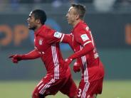 FC Bayer: Costa-Hammer erlöst schwache Bayern