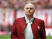 """FC Bayern-Präsident: Hoeneß: """"Muss wieder Deutsch in der Kabine gesprochen werden"""""""
