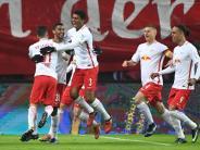 3:0-Erfolg: RB-Sieg gegen Frankfurt nach Torwart-Blackout