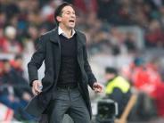 FCA-Gegner: Druck auf Bayer-Trainer Schmidt wächst vor Spiel gegen FCA