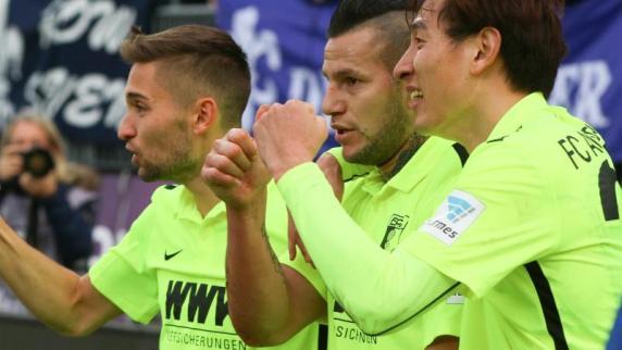 """FC Augsburg: FCA-Trainer Baum: """"Das Wichtigste waren die drei Punkte"""""""