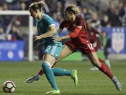 Jetzt gegen Frankreich: Jones trotz 0:1 gegen USA nicht unzufrieden