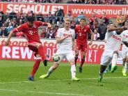 FC Bayern: Sieg in Köln: Bayern München gewinnt locker mit 3:0