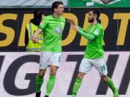 «Besondere Beziehung»: Wolfsburg: Unter Jonker trifft Gomez immer