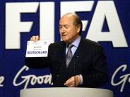 Medienbericht: Weitere dubiose Zahlung in WM-Affäre
