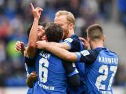 «Unfassbar attraktives Spiel»: 5:3-Heimsieg: Hoffenheim gewinnt Spektakel gegen Gladbach