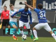 Später 2:1-Sieg gegen Schalke: Darmstadt verhindert vorzeitigen Abstieg mit Last-Minute-Tor