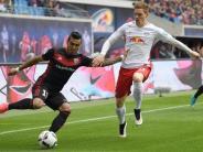 Torlose Partie: Bayern-Schützenhilfe von Ingolstadt: 0:0 bei RB Leipzig