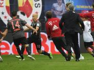 Bundesliga: Bayern-Jubel beim irren Torfestival in Leipzig