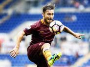 Abschied vom ewigen Capitano: Francesco Tottis Ära in Rom geht zu Ende