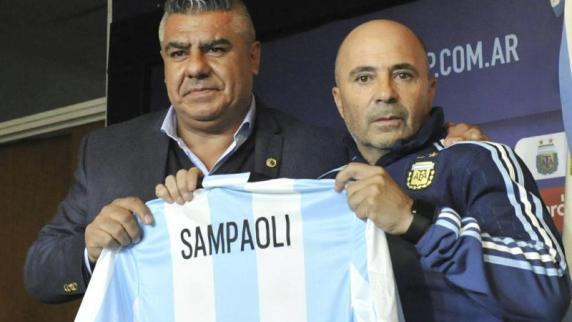 Ziel ist WM-Qualifikation : Sampaoli neuer Nationaltrainer Argentiniens