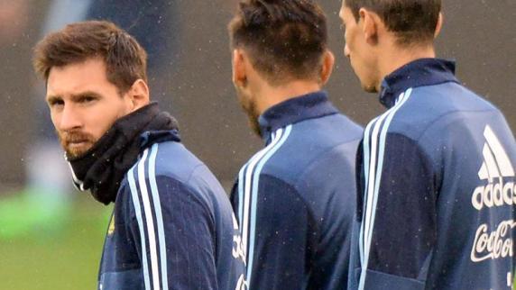 Argentinien gewinnt Prestigeduell gegen Brasilien