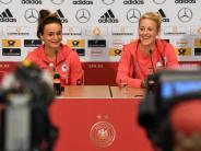 Freiburger Duo: Magull und Simon hoffen auf EM-Einsatz gegen Schweden