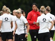 Auftaktspiel in Breda: DFB-Frauen heiß auf EM-Start: Klassiker gegen Schweden
