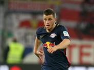 Knieprellung: Entwarnung bei RB Leipzig nach Keita-Foul an Demme