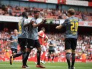 2:0 in London: RBLeipzig gewinnt beim Emirates Cup gegen Benfica Lissabon