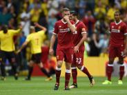 Nur 3:3 zum Liga-Auftakt: Liverpool vergibt Sieg in der Nachspielzeit gegen Watford