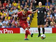 Rückkehr zum Ex-Club: Liverpools Firmino ohne Sentimentalitäten gegen Hoffenheim