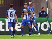 2:0-Erfolg gegen Stuttgart: Leckie-Show sichert Hertha Startsieg: «Verrückte Erfahrung»