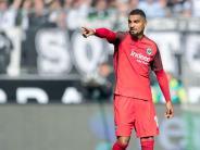 1:0 in Gladbach: Boateng führt Frankfurt zum ersten Saisonsieg