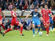 Fc Bayern: 0:2-Pleite für den FC Bayern: Uth lässt Hoffenheim jubeln