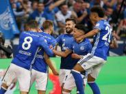 3:1 gegen Stuttgart: Schalke gewinnt erstes Spiel nach Höwedes