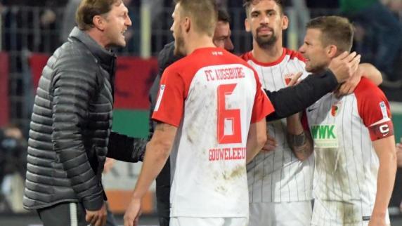 Baier-Entschuldigung: Hasenhüttl reagiert