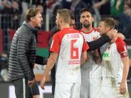 FC Augsburg: Nach Baier-Sperre besteht Redebedarf beim FCA