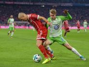 Heimniederlage: Bayern verschenkt Spitze beim 2:2 gegen Wolfsburg
