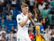 Nach Rippenschmerzen: Real Madrid doch mit Kroos gegen Dortmund