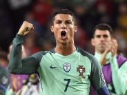 WM-Qualifikation: Ronaldo beschert Portugal ein Gruppen-Endspiel