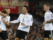 """Goldener Ball 2017: Kroos und Hummels auf Kandidatenliste zum """"Ballon d'Or"""""""