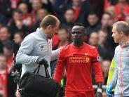 Schock für Klopp: Liverpool-Stürmer SadioMané fällt bis zu sechs Wochen aus
