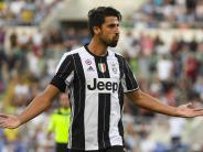 Höwedes fehlt weiter: Khedira vor Comeback bei Juventus Turin