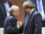 WM in Russland: Blatter und Platini als Gäste von Putin zur WM eingeladen