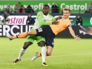 Bundesliga: Keine Tore beim Krisenduell in Köln - Wolfsburg wieder ohne Sieg