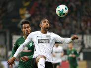 Freitagsspiel 11. Spieltag: Werder verliert auch mit Kohfeldt - 1:2 in Frankfurt