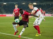 Bundesliga: Stuttgart gewinnt bei 1:1 in Hannover ersten Auswärtspunkt