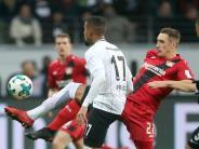 Volland trifft: Leverkusen bleibt nach 1:0 in Frankfurt auf Erfolgskurs