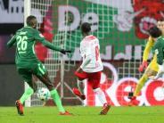Bundesliga: Leipzig spielt wieder zu null: 2:0 gegen starke Bremer