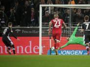Bundesliga: Erster Bayern-Rückschlag mit Heynckes: 1:2 in Gladbach