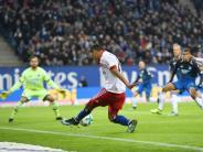 Bundesliga: Weiterer Rückschlag für Hoffenheim - 0:3 beim HSV