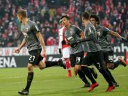 FC Augsburg: 3:1-Sieg in Mainz: FC Augsburg setzt starke Saison fort