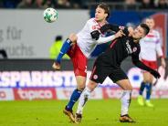 Erfolg in Hamburg: Frankfurt bestraft HSV-Fehler: Eintracht bestes Auswärtsteam