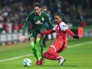 2:2 in der Nachspielzeit: «Ein Schock» - Bremen verspielt Sieg gegen Mainz