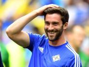 Fußball: Will Grigg's on fire: Kultstürmer schießt Guardiola-Klub aus dem Pokal