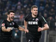 Terodde trifft doppelt: HSV verliert gegen Köln - Todt vermeidet Gisdol-Bekenntnis