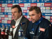 Trainer-Personalie: Würzburg:Noch keine Einigung mit HSV wegen Hollerbach