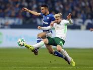 Lohn für Aufholjagd: Junuzovic beendet Bremer Sieglosserie: Sieg auf Schalke